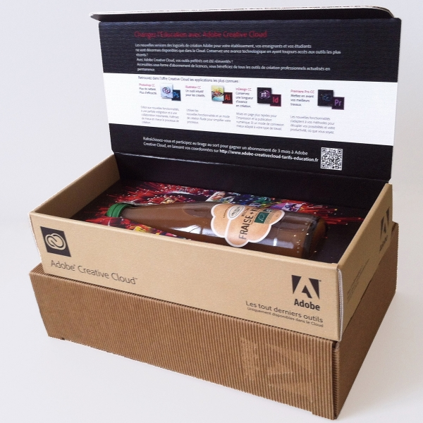 Coffret Graphic School .x. Adobe
